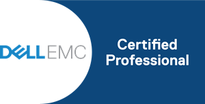 Dell EMC Certified Professional Logo Vector (.AI) Free Download.