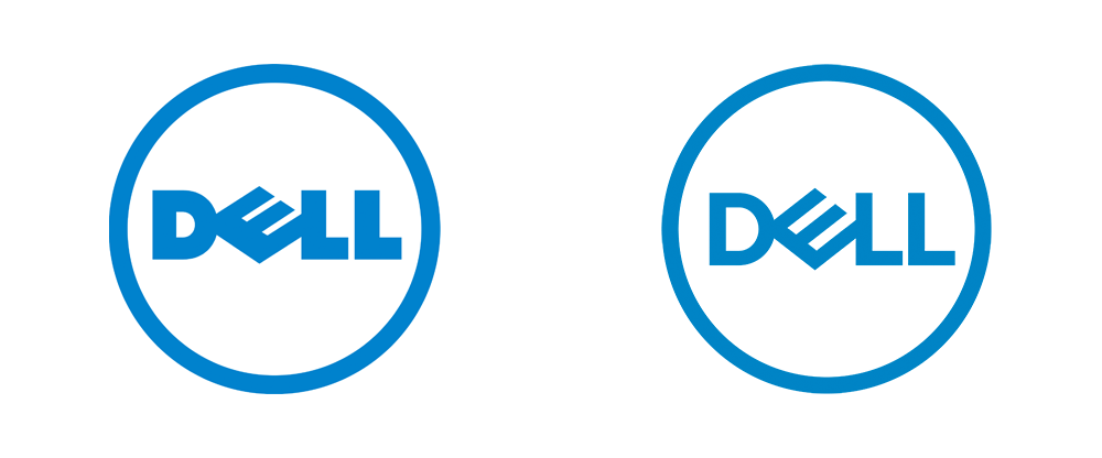 Brand New: New Logos for Dell, Dell Technologies, and Dell EMC by.
