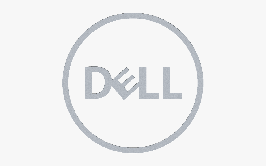 Dell Logo Transparent White, HD Png Download.