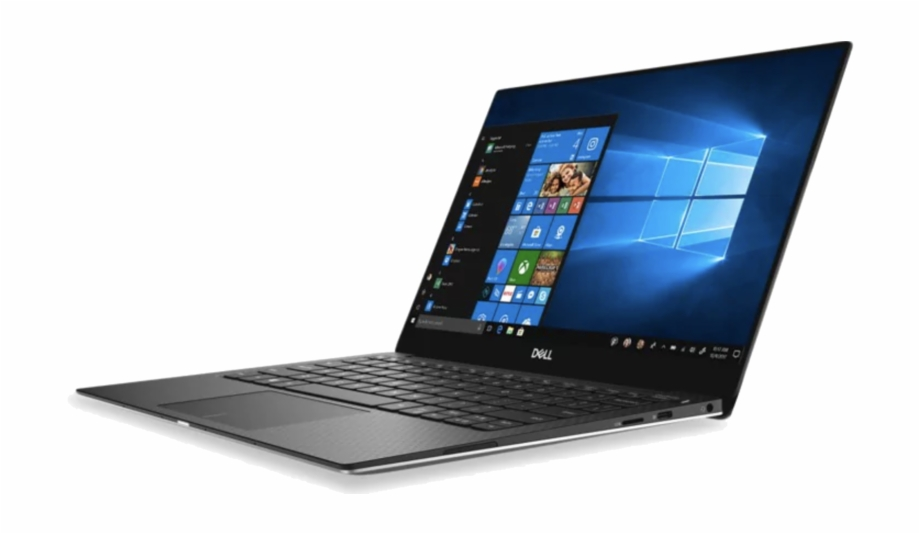 Dell Laptop Png Image.