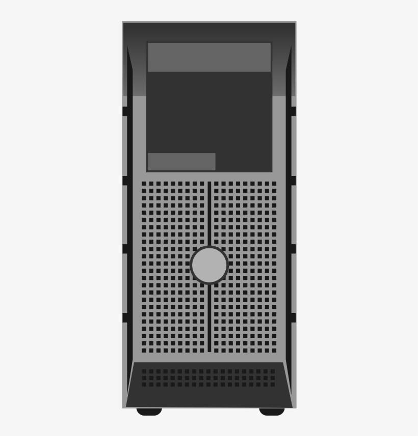 Dell T300 Server.