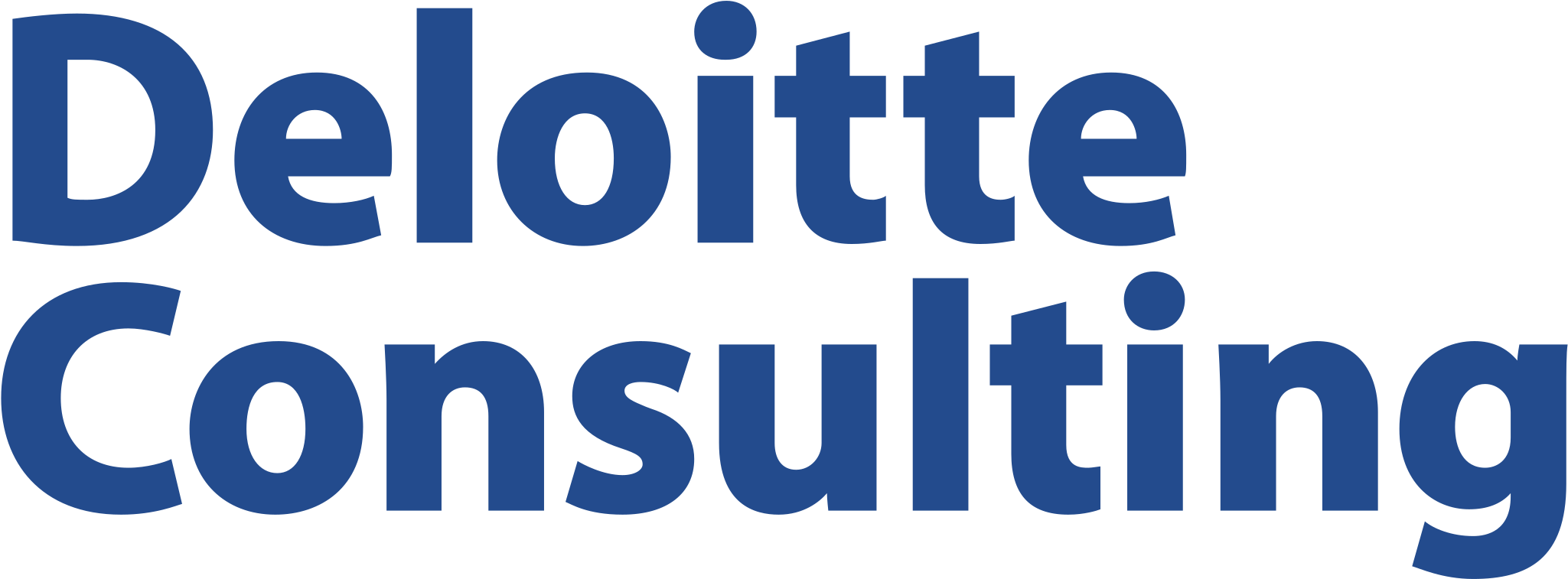 Download Deloitte Consulting Logo Png Transparent.