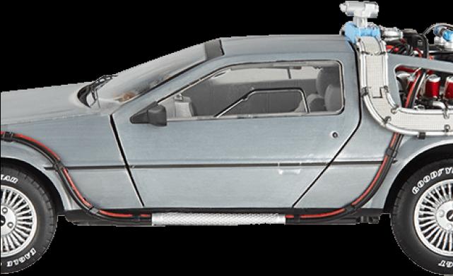 Back To The Future Clipart Delorean.