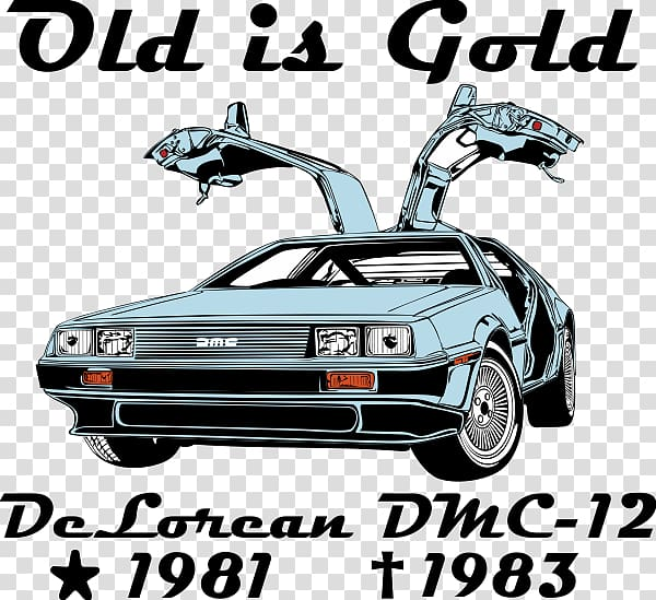 DeLorean DMC.