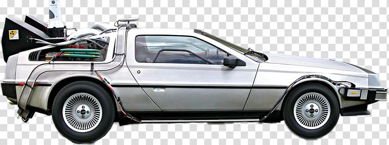 Car Back to the Future DeLorean time machine DeLorean Motor Company.