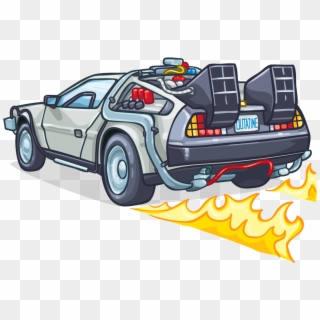 Delorean PNG Images, Free Transparent Image Download.