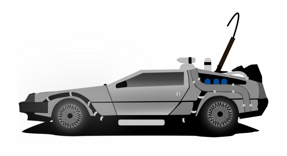 Delorean Dmc.