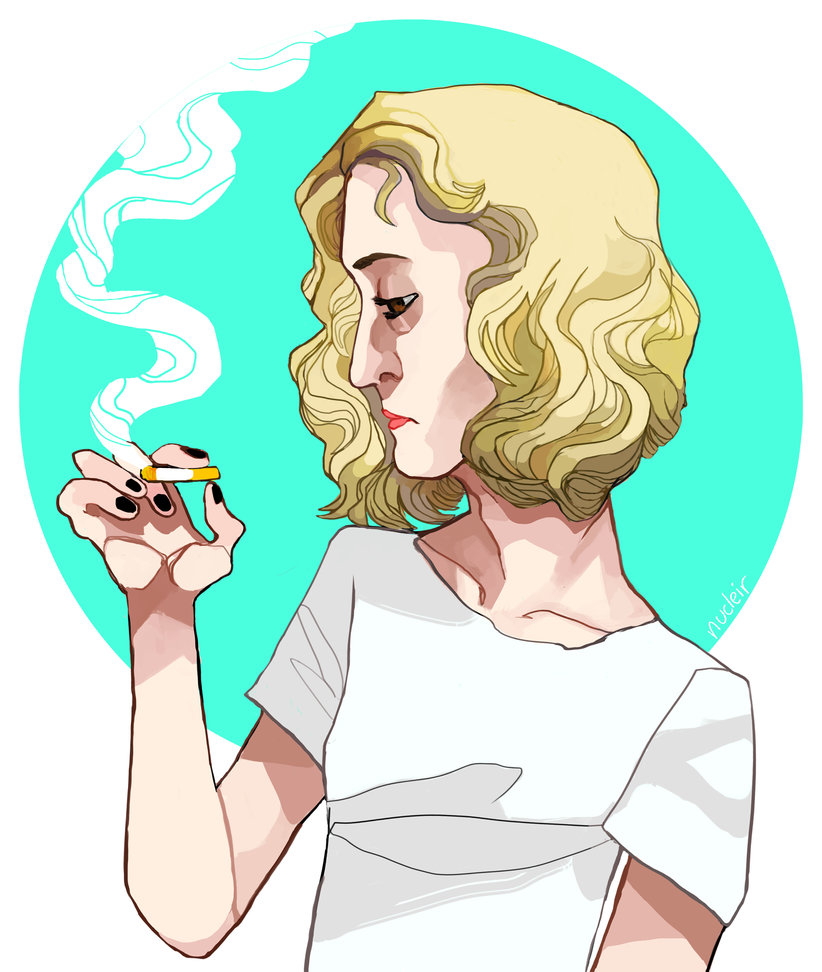 Delphine Cormier by nucleir on DeviantArt.