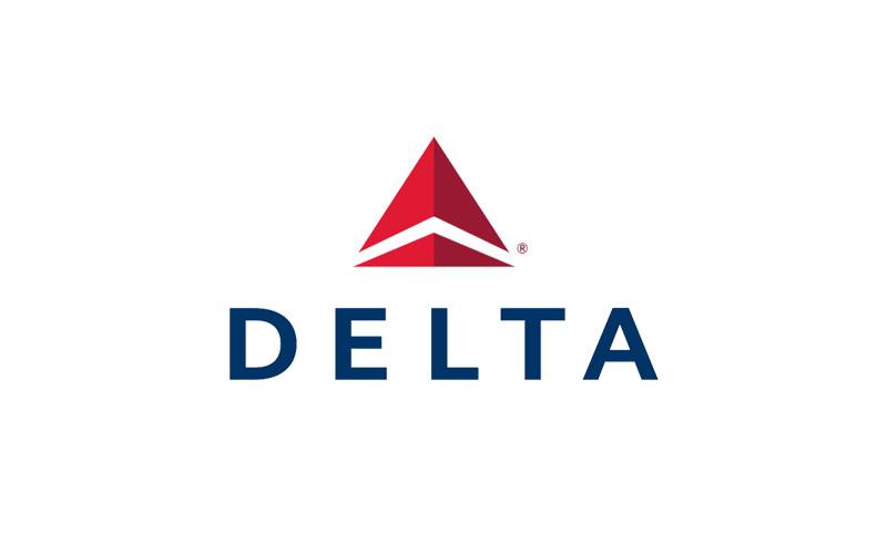 logo delta airlines.