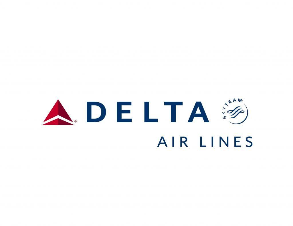 Delta Airlines Logo.