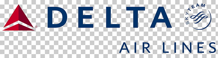 Logo Delta Air Lines Airline Inflight magazine, fly logo PNG.