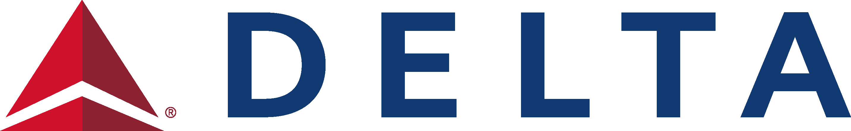 Delta Airlines Logo Download Vector.