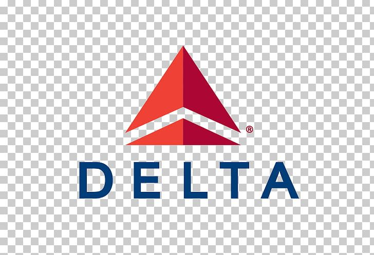 Delta Air Lines Direct Flight Airline Codeshare Agreement PNG.