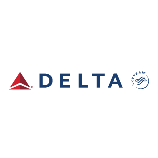Delta Air Lines logo vector in .eps, .ai and .png format.