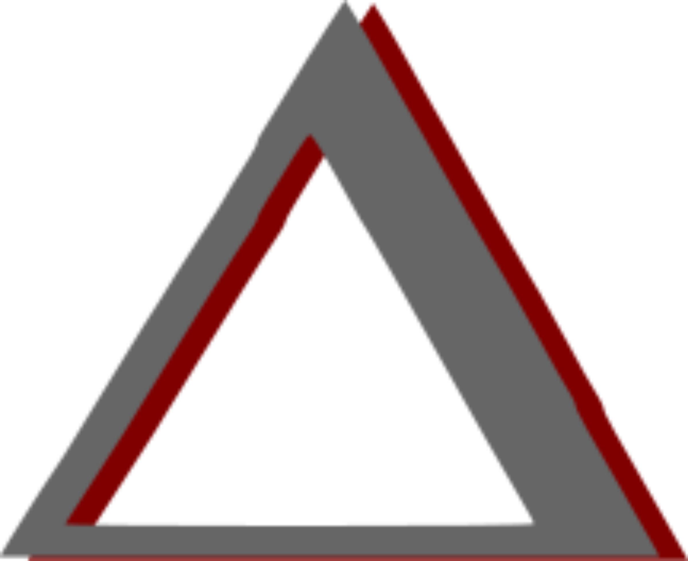 Delta Symbol Vector Clipart.