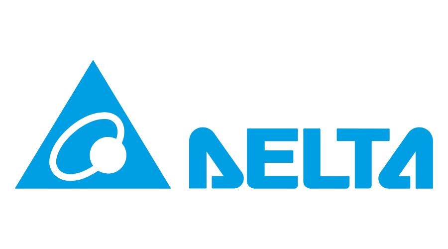 Delta Electronics Vector Logo.