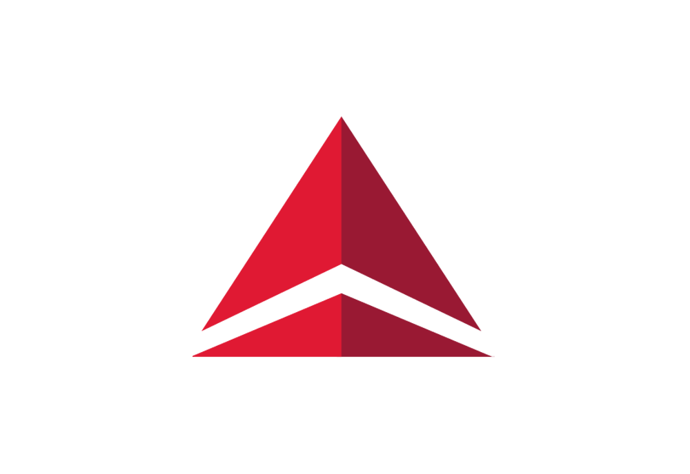 Delta logo.