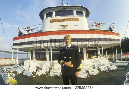 Mississippi Steamboat Stock Photos, Royalty.