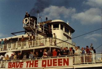 Delta Queen Legislative and Corporate History.