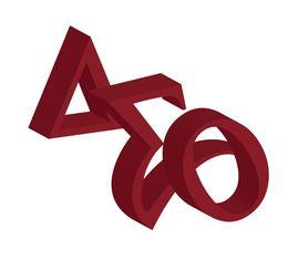 Download delta sigma theta greek letters png clipart Delta Sigma.