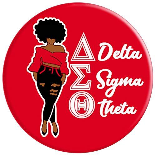 Delta DST Sigma Sorority PopSocket Grip Gift for theta Diva.