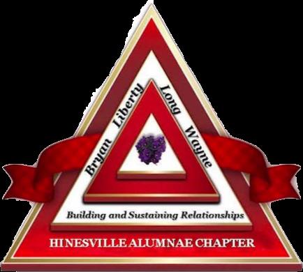 Hinesville Alumnae.