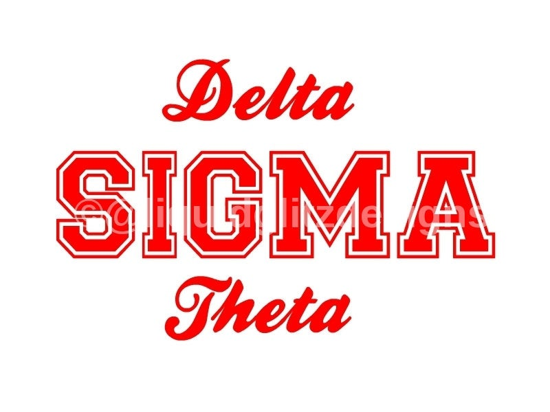 Delta Sigma Sorority shirt DST sign Theta Apparel Download gift svg.