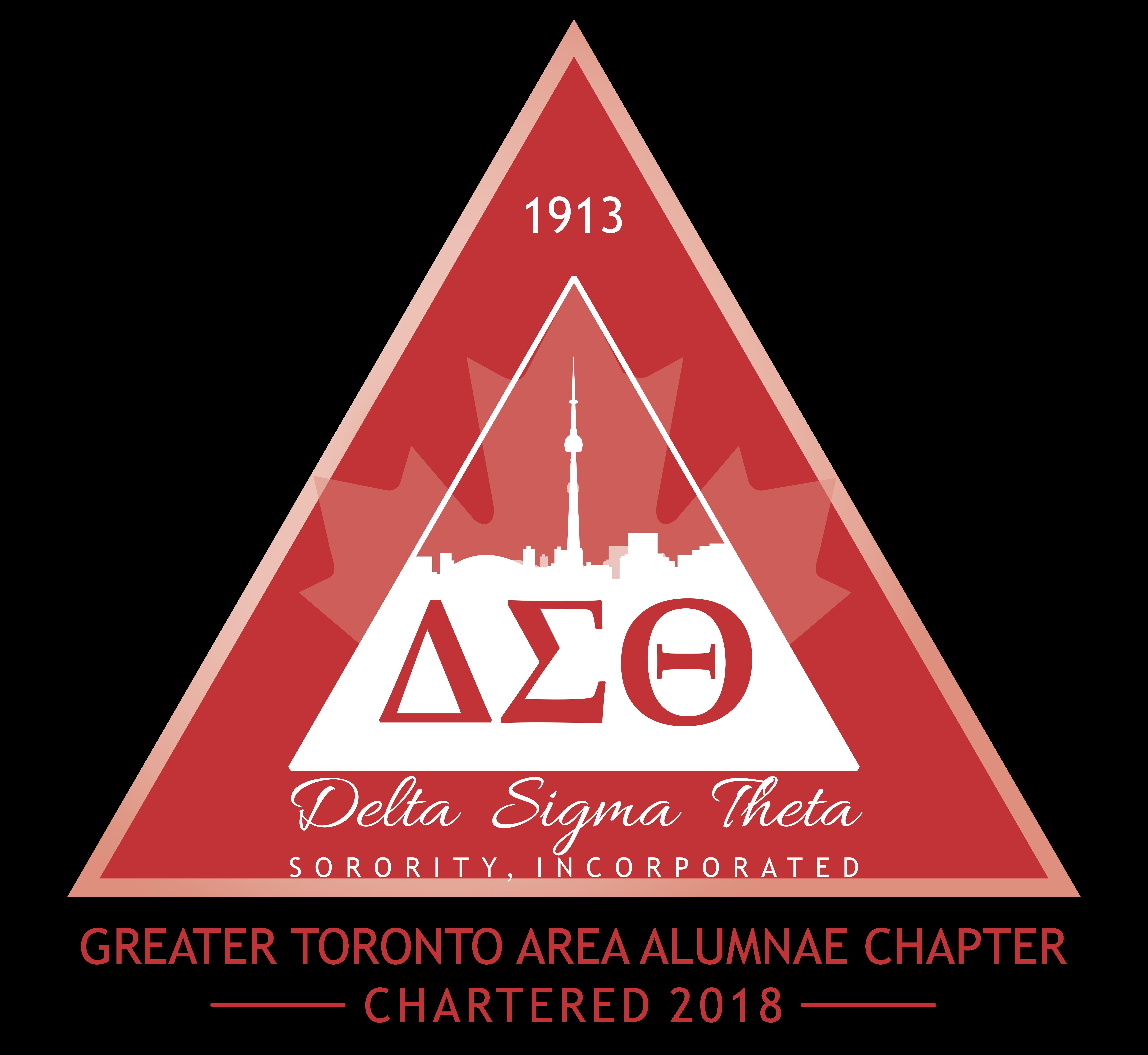 Delta Sigma Theta Sorority, Incorporated.