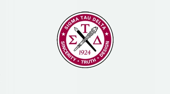 Sigma Tau Delta.