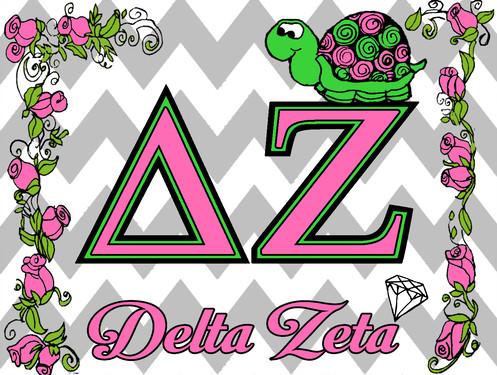 Delta Zeta.