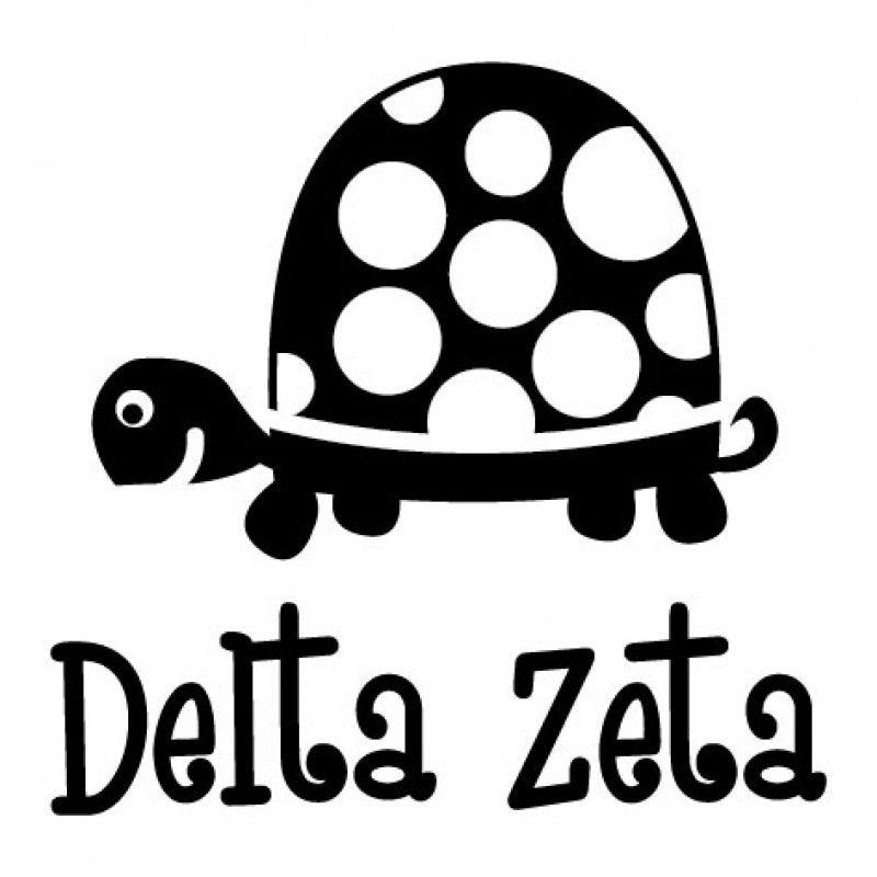 Delta Zeta Clip Art.