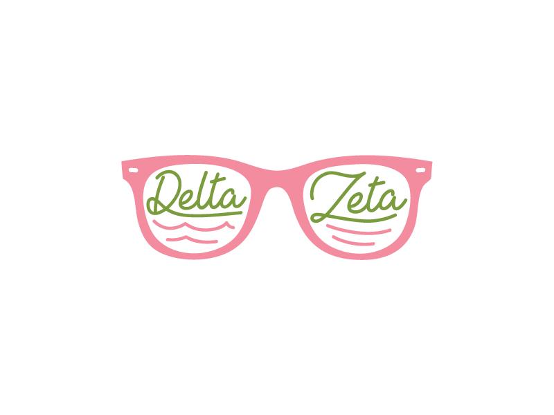 Delta Zeta Logo by Eric Hammersmith on Dribbble.