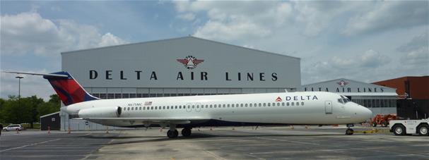Delta Flight Museum.