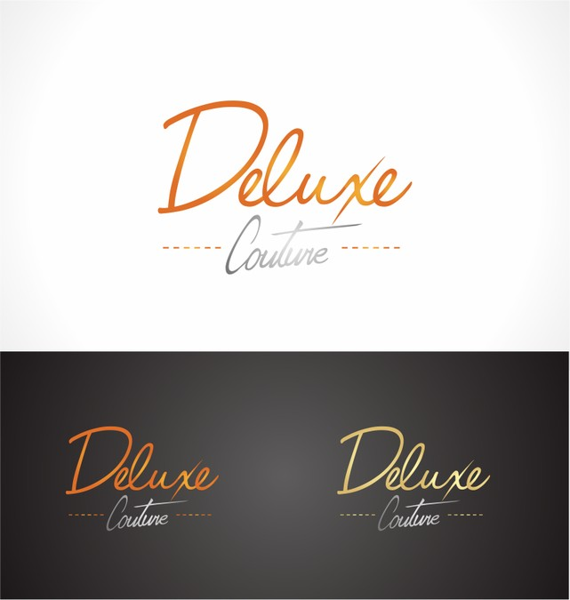 Create the next Logo Design for Deluxe Couture.