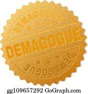 Demagogue Clip Art.