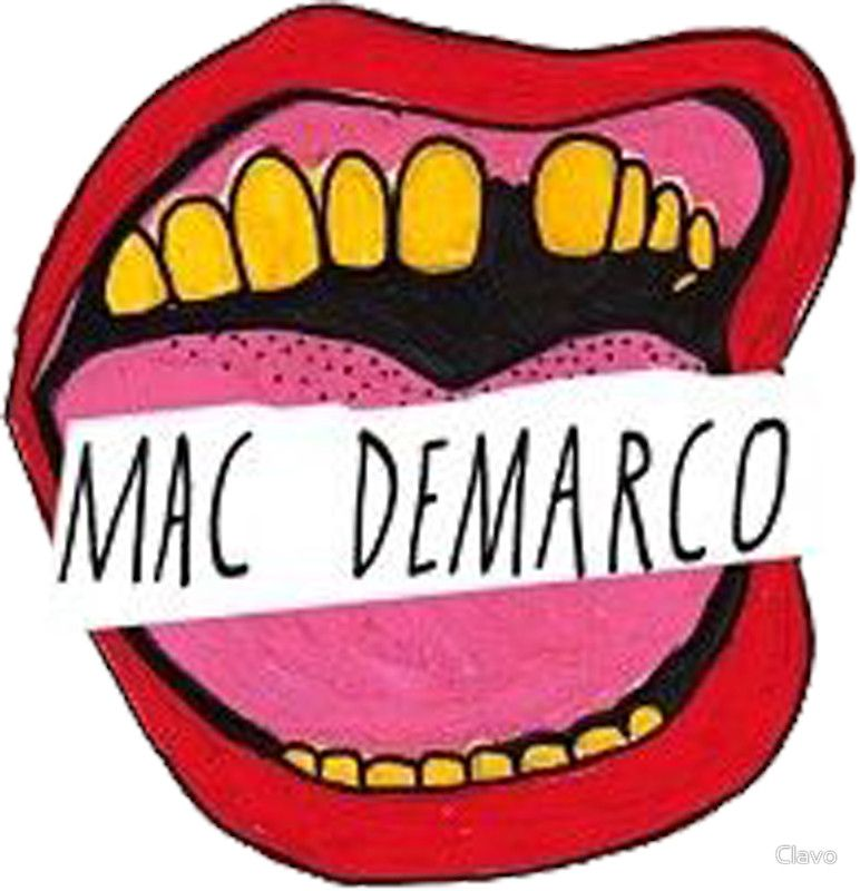 Mac Demarco Cover.
