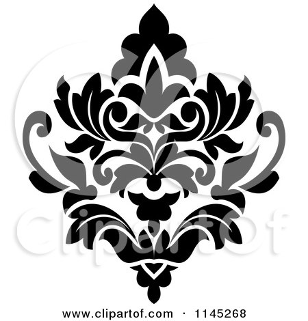 Damask clipart 3 » Clipart Station.
