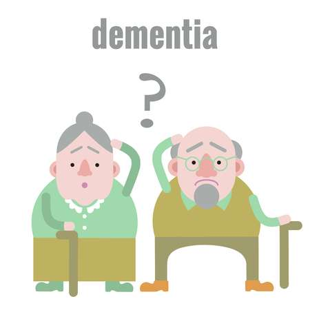 3,903 Dementia Stock Illustrations, Cliparts And Royalty Free.