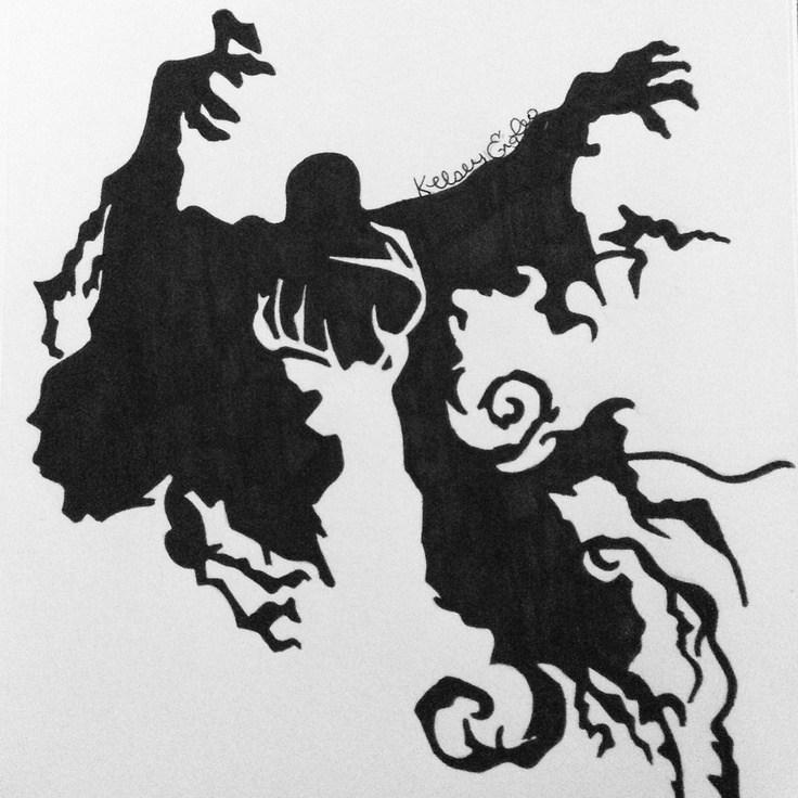 Dementor clipart 5 » Clipart Portal.