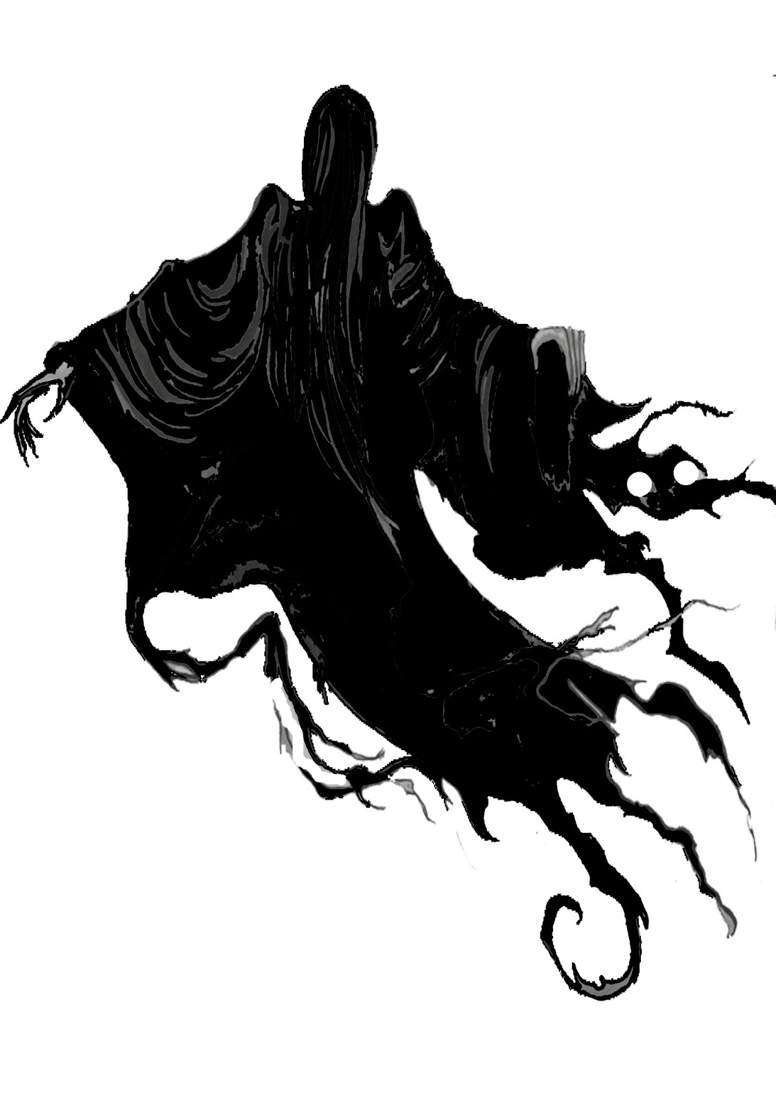 Dementor drawing free download on ayoqq cliparts.