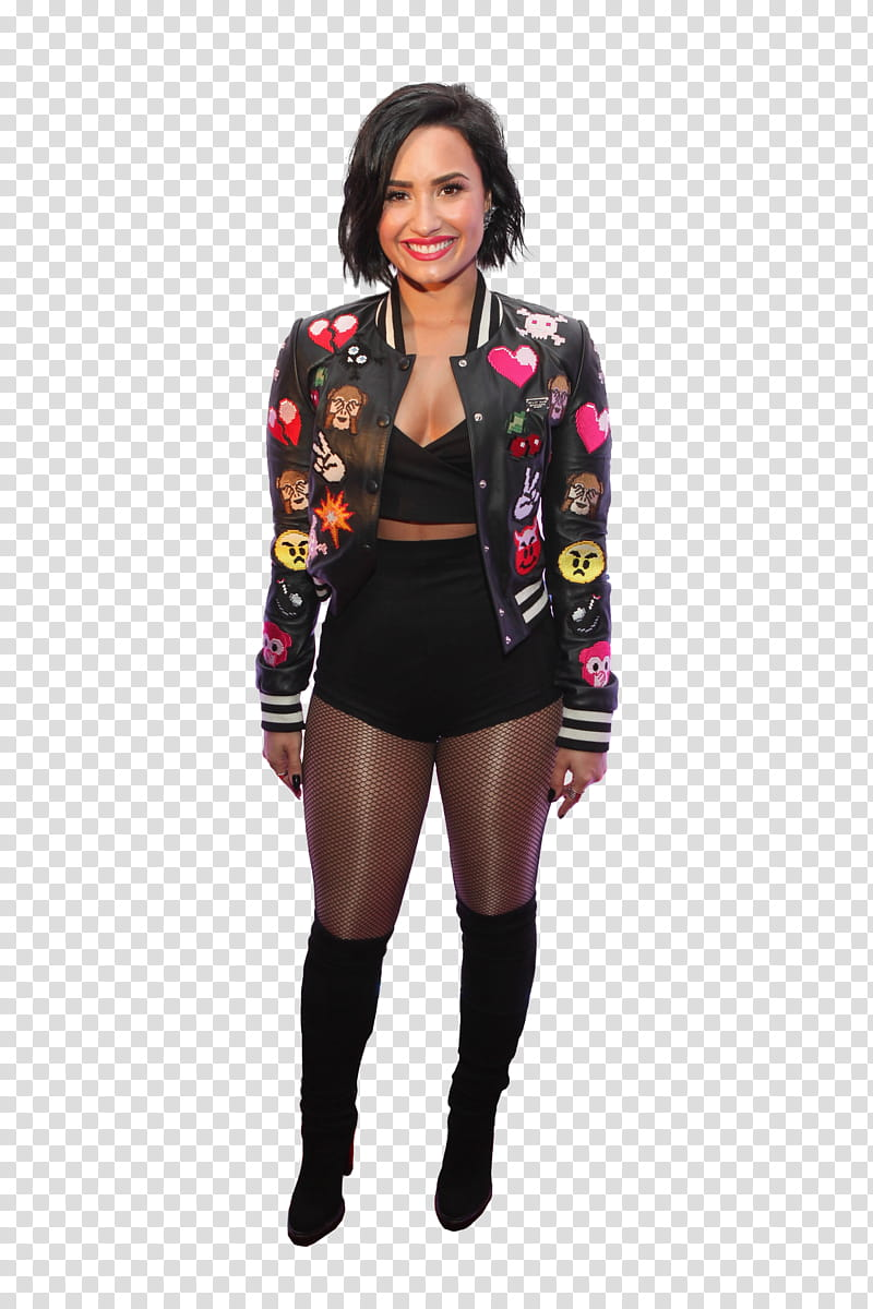 PACK () Demi Lovato, Gettys master icon transparent.