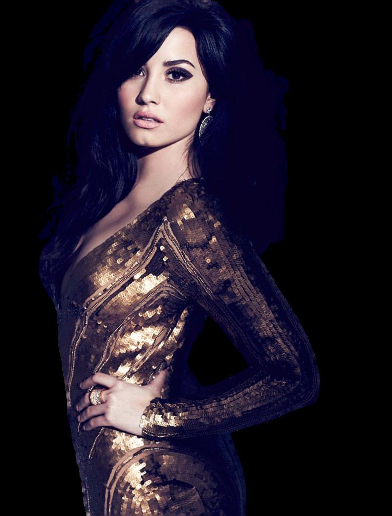 Download Demi Lovato PNG HD.