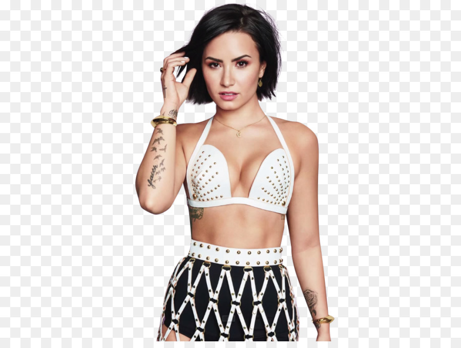 Demi Lovato PNG Transparent Images 12.