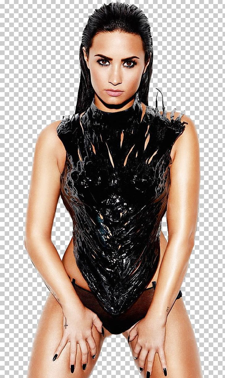 Demi Lovato Confident Music Unbroken PNG, Clipart, Beauty, Black.