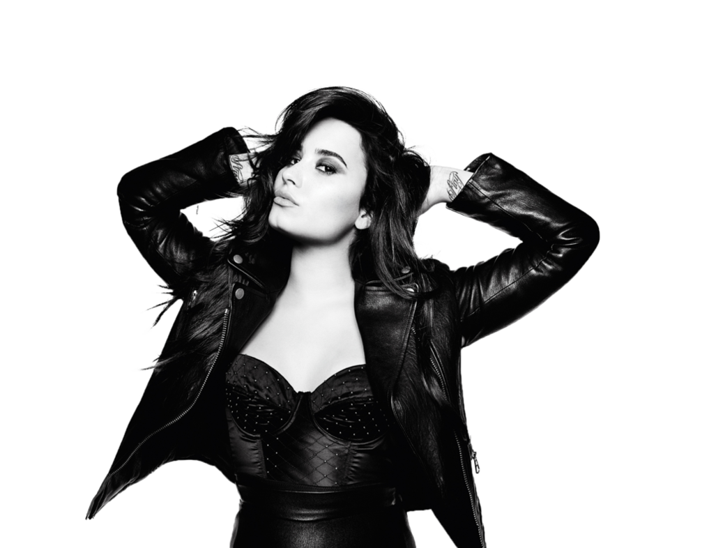 Demi Lovato Png By Justbreathedesigns .. #14398.
