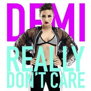 Demi Lovato.