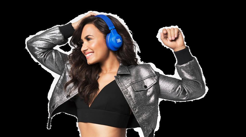 Demi Lovato Musician JBL Singer.