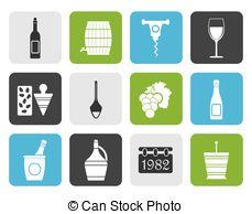 Demijohn Vector Clipart EPS Images. 23 Demijohn clip art vector.