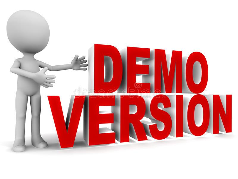 Demo Stock Illustrations.