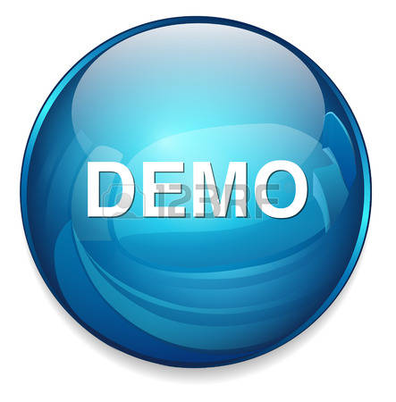 1,540 Demo Button Stock Vector Illustration And Royalty Free Demo.
